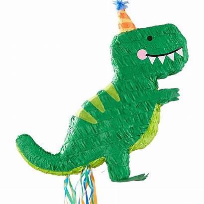 Pinata Pull String Dino Mite Party Icon