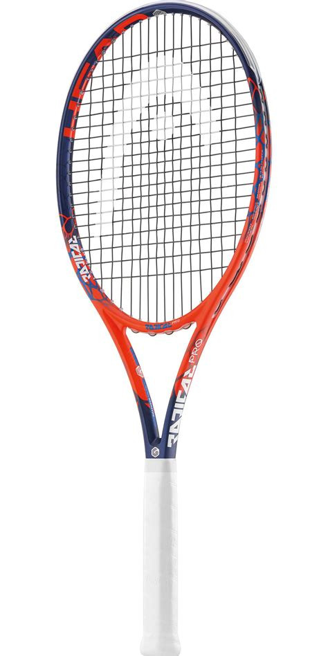 head graphene touch radical pro tennis racket frame  tennisnutscom