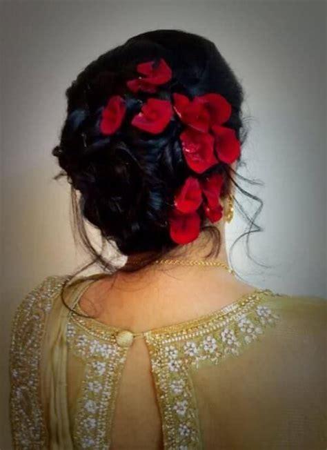 flower bun  evening wear wear   bridie