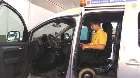 auto mit rollstuhlre gebraucht welcher rollstuhl zum auto fahren