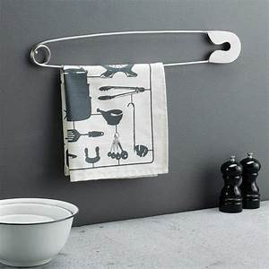 Le porte serviette en 40 photos d'idées pour votre salle