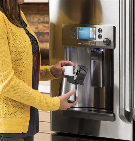 cyeushss ge keurig refrigerator   cup coffee brewing