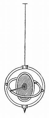Gyroscope Vector Illustrations Clip Illustration sketch template
