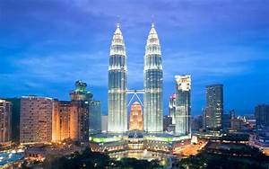 Petronas Tower Malaysia Best Hd Wallpaper Picture ...