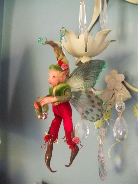christmas fairy elf 4 quot christmastime winter fairies