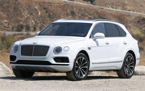 2017 Bentley Bentayga Offers Big Bang For Big