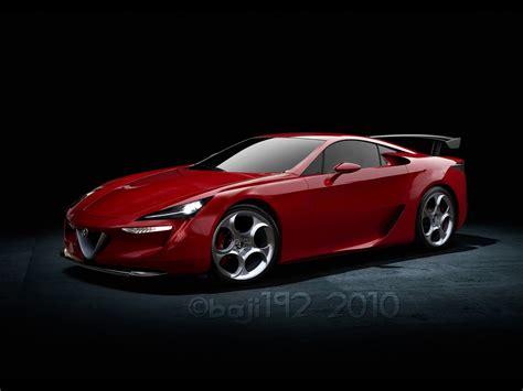 Alfa Romeo Supercar by Alfa Romeo Supercar By Baji192 On Deviantart
