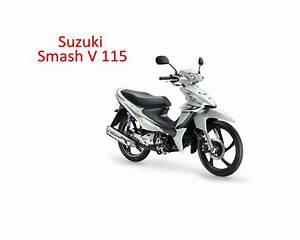 Tropicana Motorworld  Suzuki Smash V 115