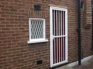 Door & Window Bars, Grilles & Mesh Gallery   Advanced ...