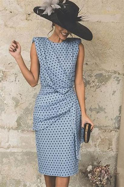 Bodycon Elegant Dresses Sleeveless Wave Point Maxi
