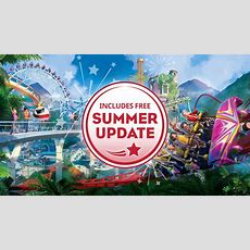 Save 33% On Planet Coaster On Steam