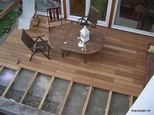 Unterkonstruktion Terrasse Holz : bangkirai bargten19 ~ Whattoseeinmadrid.com Haus und Dekorationen