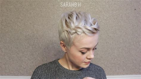 Hairstyles For Pixie Cuts by 7 Ways I Style My Pixie Cut Easy