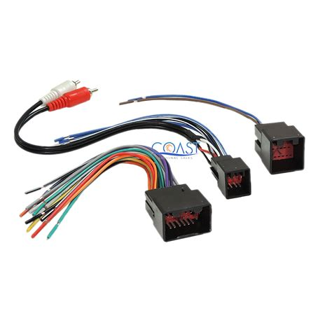 metra car radio stereo wiring harness    ford