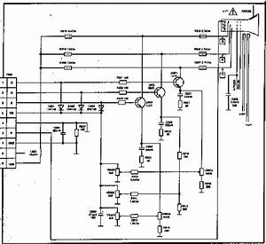 Sharp 54gt 25sc Television Schematic Diagram Manual Diagram Manual