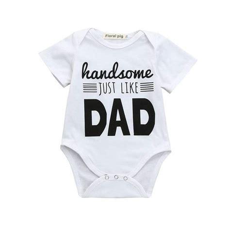 cute baby onesie sayings   dad funny baby clothes kidstors