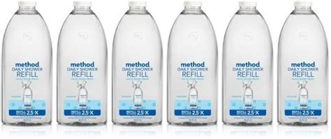 Method Shower Spray Refill by Expired New Coupon Up To 45 Select Method Products