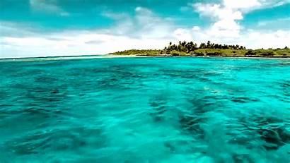Ocean Water Animated Gifs Caribbean Amazing