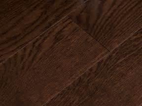 chocolate signature oak flooring coswick hardwood floors