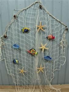Fischernetz Mit Muscheln : deko fischernetz 1 5x1m 4 schwimmer mit 6 bunten holzfischen und 4 seesternen bild ~ Sanjose-hotels-ca.com Haus und Dekorationen