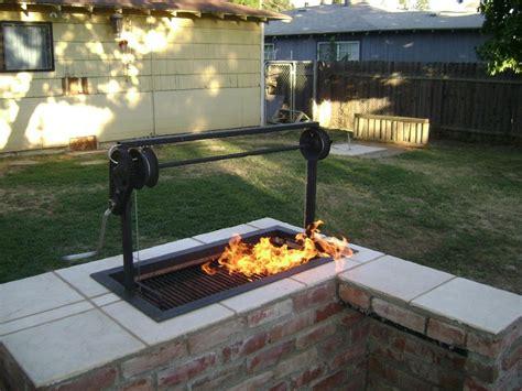 Backyard Grill Ideas Designs