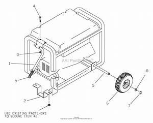 Briggs And Stratton Power Products 1645-0