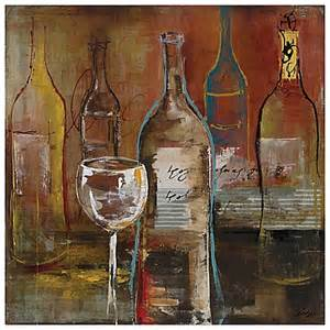 wine cellar canvas wall art www bedbathandbeyond com