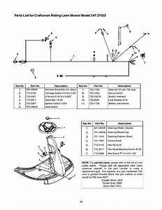 Page 39 Of Craftsman Lawn Mower 247 27022 User Guide