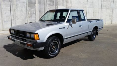 Datsun 720 For Sale by Datsun 720 Standard Cab 1982 Silver For Sale