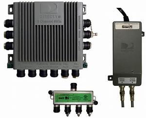 Winegard 840 Swm Switch Kit - Directv Hardware