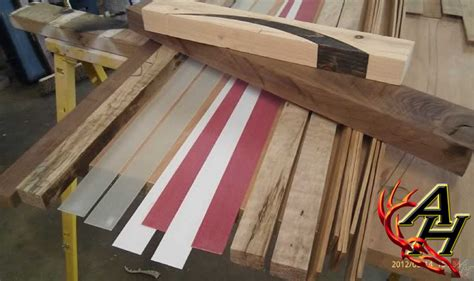 Building A Custom Takedown Longbow