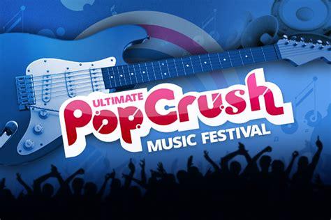 Ultimate PopCrush Music Festival of 2013 Final Lineup!