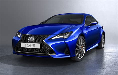 2019 Lexus Rc Coupe Gets Lcinspired Upgrade Slashgear