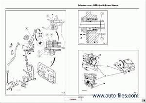 Massey Ferguson Tractors 5300 Series  Repair Manuals