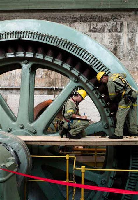 generating station construction  refurbishment hydro