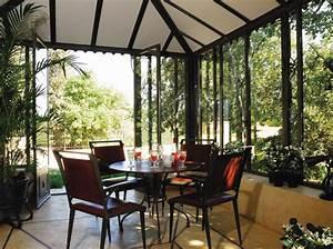 Styl Deco Veranda : v randa chaque maison son style elle d coration ~ Premium-room.com Idées de Décoration
