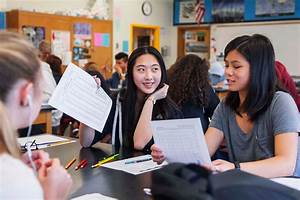 Lowell High School's competitive selection process may ...  Highschool