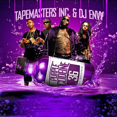 mixtape codeine purple dj envy buymixtapes tapemasters inc lil wayne mixtapes feat sean remix lights score mixtapetorrent code livemixtapes members