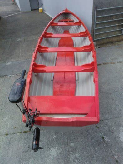 19 Ft Boat Trailer by 19ft Burke Boat Trailer Elec Engine For Sale In Sligo From