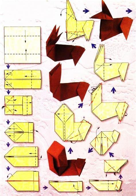 origami zodiacale ariete modello 2