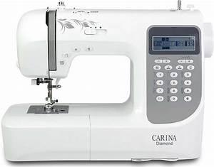 Nähmaschine Auf Rechnung : carina computer n hmaschine diamond 197 stichprogramme mit zubeh r online kaufen otto ~ Themetempest.com Abrechnung