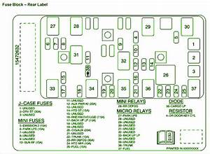 2005 Chevrolet Malibu Ls Fuse Box Diagram  U2013 Circuit Wiring Diagrams