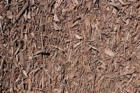 bulk brown colored mulch shredded patiotown