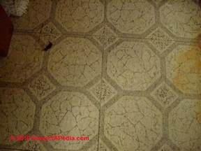 how to identify asbestos floor tiles or asbestos containing sheet flooring asbestos visual