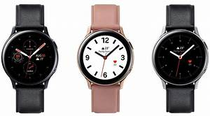 Samsung Galaxy Watch 3 User Manual Leaked  Confirms Sizes
