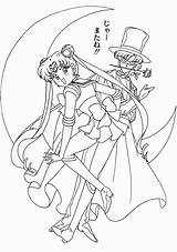 Sailor Moon Coloring Pages Festival Tuxedo Sheets Serenity Luna Drawing Random Colouring Books Printable Mask Sailormoon Adult Queen Getdrawings Chibi sketch template