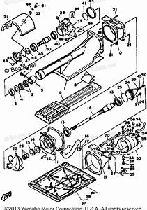 Yamaha Waverunner Parts 1988 Oem Parts Diagram For Jet