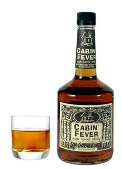 cabin fever whiskey diageo acquires cabin fever maple flavored whisky booze news