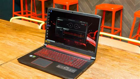 nitro acer inch cnet an517 laptop screen gaming labor deals still smooth ideal computer hand tew sarah delivers budget