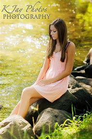 Girl High School Senior Portraits Ideas